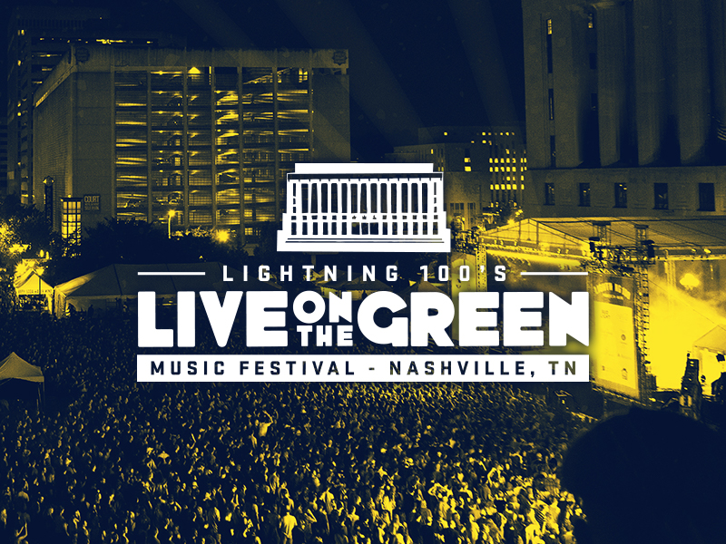 Live on the Green music festival 2018
